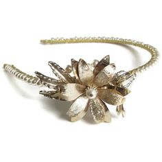 Vintage hair band beautiful vintage piece and by WestlakeJDesigns, £84.99