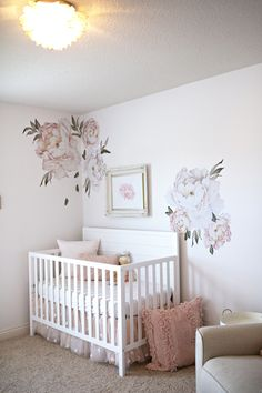 Nursery Design Reveal