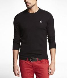I picked this because it is very stylish for young adults and looks professional. I go to express for men sometimes.