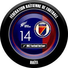 DNZ Football Buttons: Seleção do Haiti