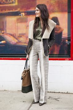 Grey #Neutral ... repinned by Jourdan Dunn, follow more content at http://pinterest.com/shop4fashion/hottest-of-the-honey-pot/