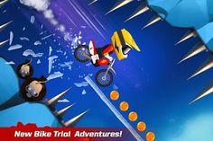 Best Games Apps For Android Mobile: Game Bike Up! v1.0.1.21 Apk