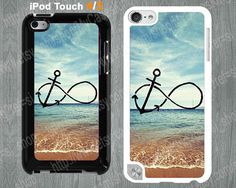 Infinity Anchor iPod Touch 4 case Infinity Anchor by MyCasesKing, $6.99