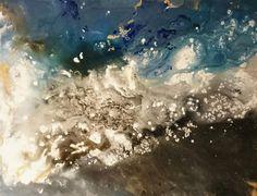 Online Atelier Detailansicht: Icebergs