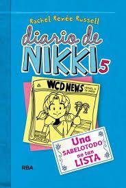Diario de Nikki 5 por Sandra