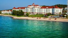 With more than 1,600 miles of shoreline, Lake Michigan offers more beaches than any other American lake.    CNN recommends you stay at the Inn at Bay Harbor. Plan your trip at http://www.PetoskeyArea.com. #PetoskeyArea