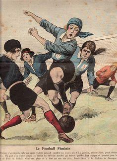 womens soccer 1905