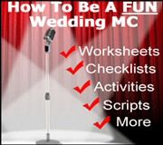 Wedding MC Duties for the Wedding Master of Ceremonies at the Wedding Reception. Plus, FREE Wedding MC Wedding Speech Guide. Mc Wedding Script, Wedding Mc, Wedding Toasts, Wedding Stuff, Wedding Ideas, Wedding 2017, Wedding Table, Wedding Gifts, Wedding Flowers