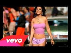 Love Christina but had never seen this before. It's from 2003 and has a great message against slut-shaming and women speaking their voices ▶ Christina Aguilera - Can't Hold Us Down - YouTube