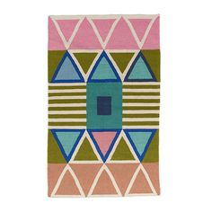 Colorful Rug: Splurge - Design Steals And Splurges You Need In Your Life - Photos