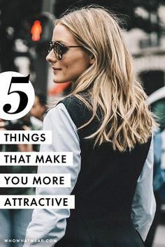 What to wear if you want to appear more attractive