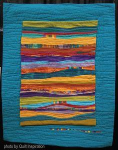 Part 4 (Quilt Inspiration) - Quilt Arizona ! Part 4 (Quilt Inspiration) Quilt Arizona ! Part 4 (Quilt Inspiration) Quilt Arizona - Patchwork Quilting, Art Quilting, Machine Quilting, Landscape Art Quilts, Landscape Edging, Landscape Paintings, Landscapes, Small Quilts, Mini Quilts