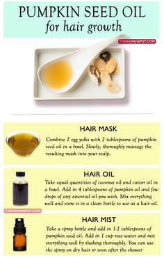 Pumpkin oil is made from the pumpkin seeds. It is green in colour and looks and feels just like vegetable oil.Pumpkin seed oil is nutritious and has a numb...