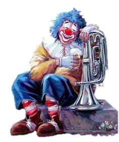 clowns - Page 7 Gruseliger Clown, Es Der Clown, Clown Mask, Clown Faces, Circus Clown, Creepy Clown, Images Vintage, Art Vintage, Vintage Clown