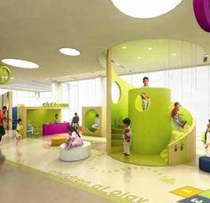 children cafe interior - Поиск в Google