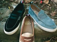 Vans California LP Penny Loafer CA