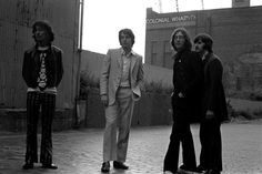 The 'Mad Day Out' photo session - The Beatles