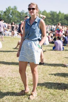 The 20 Best Looks from the Firefly Music Festival