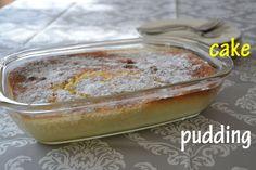 citroen cake en pudding