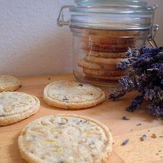 PALEO-VEGÁN citromos-levendulás keksz (gluténmentes, tejmentes, cukormentes recept)