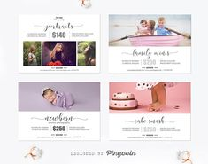 Price List Templates Wedding Photography Price List Templatemarketing & Advertising .