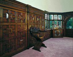 Timber Wall Panels, Panel Walls, Timber Walls, Oak Panels, Panelling, Wood Paneling, Fire Surround, Uk Homes, Vestibule