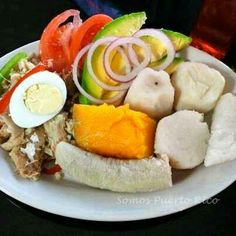 Omg I need! !! Puerto Rican meal