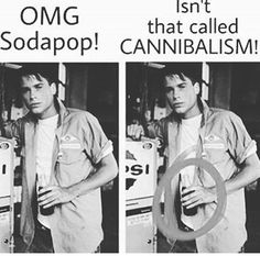 You could say it was... CANnibalism...