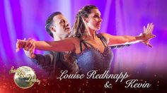 Louise Redknapp & Kevin Showdance to 'One Moment In Time' - Strictly Com...
