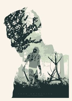 "True Detective · ""The Locked Room"" - Javier Vera Lainez / Diseñador Gráfico"
