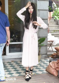 missA Miss A Suzy, Girl Fashion, Fashion Outfits, Bae Suzy, Airport Style, Airport Fashion, Korean Model, Korean Actresses, All About Fashion