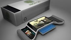 iphone pro concept looks sleek, features a 3d camera and dslr lens attachment