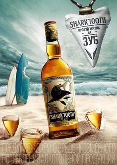 Shark Tooth on Behance