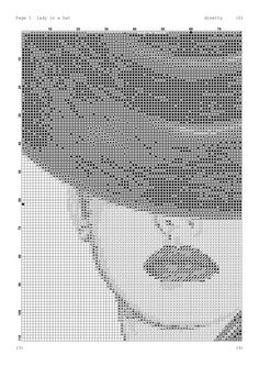 Gallery.ru / Фото #3 - dama w kapeluszu - mizia