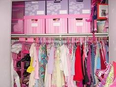 Organization Ideas for kids