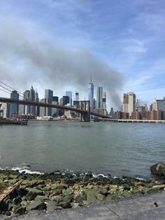 Smoky City! #NYC