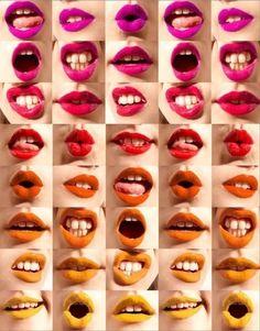Lip Makeup Designs