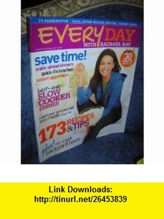 Every Day with Rachael Ray, Sept 2007 rachael ray ,   ,  , ASIN: B0012YM8JO , tutorials , pdf , ebook , torrent , downloads , rapidshare , filesonic , hotfile , megaupload , fileserve