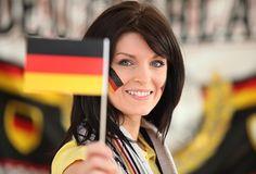 German hot girl