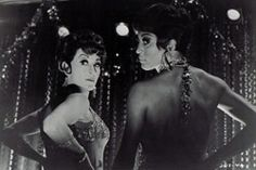 Chita Rivera and Paula Kelly in Sweet Charity