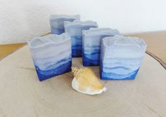 Seifenrezept: Meeresbriese Seife