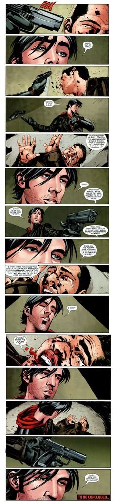 Jason Todd - Red Hood: The Lost Days