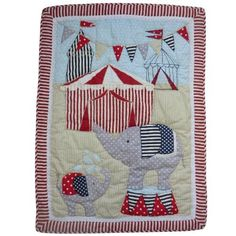 BABY'S COT QUILT - ELEPHANT PATCHWORK QUILT - COTTON by Powell Craft, http://www.amazon.co.uk/dp/B00B23KANQ/ref=cm_sw_r_pi_dp_KMpnrb0XEK449
