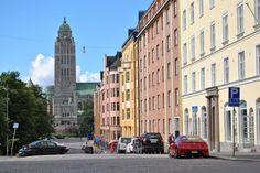 Colours of Helsinki | Helsinki-värit Finland
