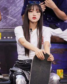 Yuehua Entertainment, Starship Entertainment, Kpop, Cheng Xiao, Kawaii, Asian Celebrities, Cosmic Girls, Seong, Girl Group