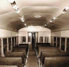 Interior of Sydney elerctric train car. N.S.W. Australia. by rangertocpt, via Flickr