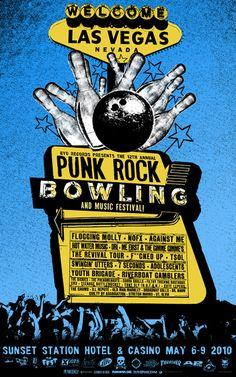 Las Vegas Punk Rock Bowling