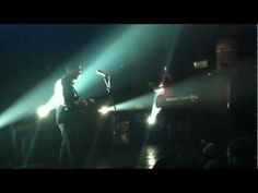 The Radio Dept. - Heaven's On Fire  [Chile - 04/07/2012]