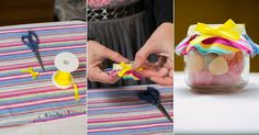 Potes de papinha rendem charmosas lembrancinhas para festas de aniversário - Gravidez e Filhos - UOL Mulher