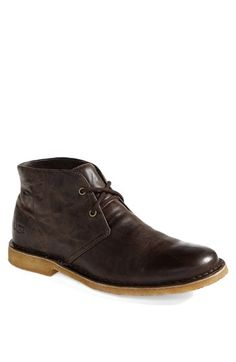 UGG® Australia 'Leighton' Chukka Boot (Men) available at #Nordstrom
